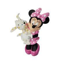 BULLYLAND Minnie mit Hündchen PVC-Freies Material 43015329