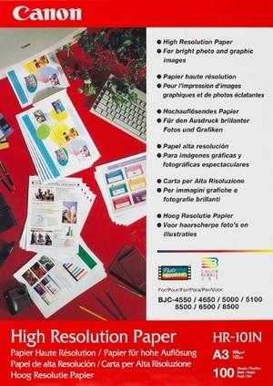 Canon HR-101N Papier/A3/20Bl/BJC4550/ HR101NA3s