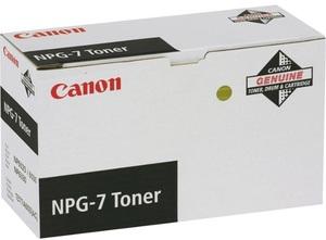 Canon CANON Toner NPG-7 schwarz 1377A003