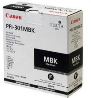 Canon Ink Cart. PFI-301MBK PFI-301MBK