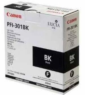 Canon Canon Ink Cartridge PFI-301BK PFI-301BK