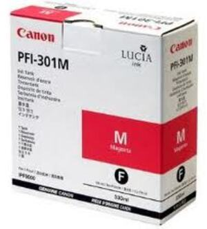 Canon Canon Ink Cartridge PFI-301M PFI-301M