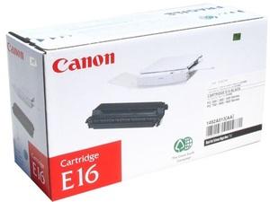 Canon Toner FC-E 16, black 1492A003