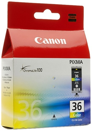 Canon Canon Ink Cartridge CLI-36CO 1511B001