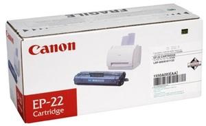 Canon Toner EP-22, black 1550A003