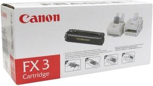 Canon Toner FX-3, black 1557A003