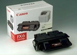 Canon Canon Toner FX-6, black 1559A003