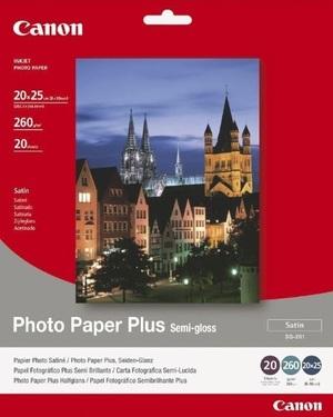 Canon SG-201 8x10 Paper/photo semi-gloss 20BL 1686B018