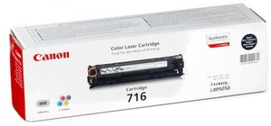 Canon Toner 716 Black LBP5050/5050n/8050 Modul716BK