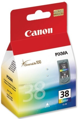 Canon Ink Cartridge CL-38CO 2146B001