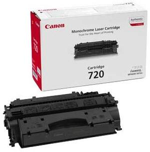 Canon 720BK Tonermodul 720, schwarz 2617B002