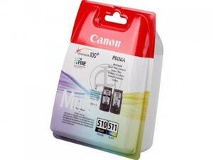 Canon PG-510 / CL-511 MULTI PACK 2970B010