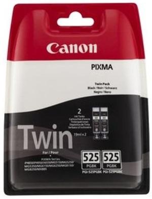 Canon BJ CRG PGI-525PG BK Twin Pack 4529B006