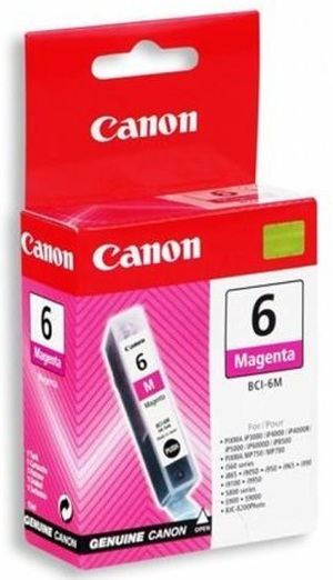 Canon Canon Ink Cartridge BCI-6M 4707A002