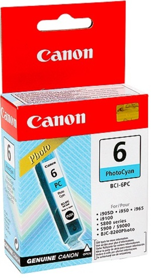 Canon Ink Cartridge BCI-6PH.C 4709A002