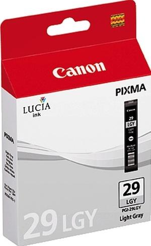 Canon Light Grey Ink Cartridge 4872B001