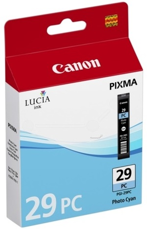 Canon Photo Cyan Ink Cartridge 4876B001