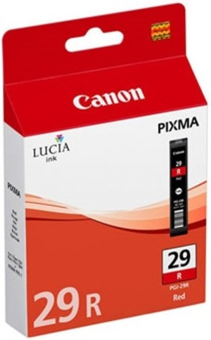 Canon Red Ink Cartridge 4878B001