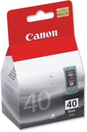 Canon Canon Ink Cartridge PG-40BK 615B001