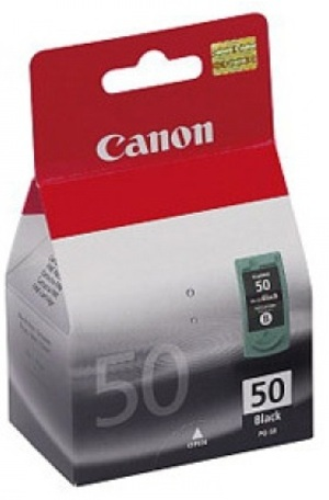 Canon Ink Cartridge PG-50BK 616B001