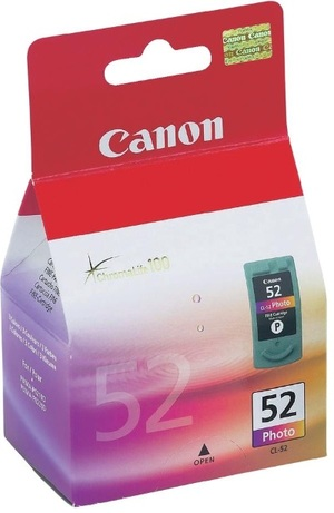 Canon Canon Ink Cartridge CL-52PH.CO 619B001