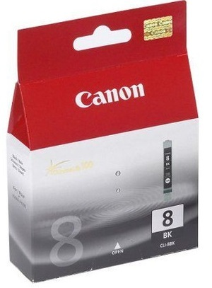 Canon Ink Cartridge CLI-8BK 620B001
