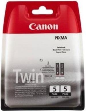 Canon BJ CRG PGI-5 BK Twin Pack PGI-5BKTWIN