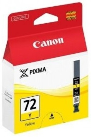 Canon Ink Tank PGI-72 Y yellow 6406B001