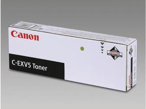Canon Canon Toner, C-EXV5, black 6836A002