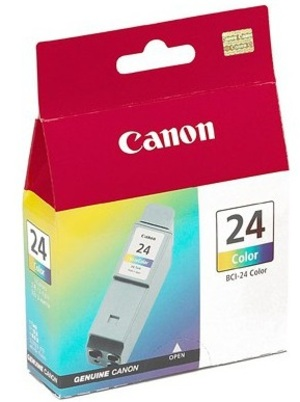 Canon Canon Ink Cartridge BCI-24CO 6882A002
