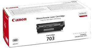 Canon Toner 703, black 7616A005