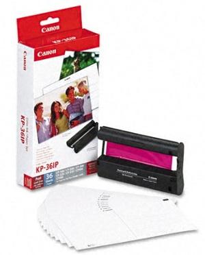 Canon CP-xxx Papier KP-36IP (100x150 mm) 7737A001