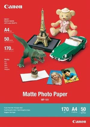 Canon MP-101 Fotopapier matt/A4/50Blatt 7981A005