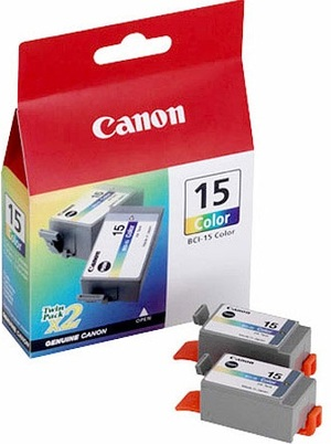 Canon Canon Ink Cartridge BCI-15CO 8191A002