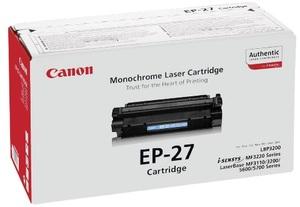 Canon Canon Toner EP-27, black 8489A002