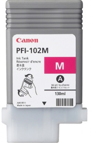 Canon Ink Cartridge PFI-102M 897B001