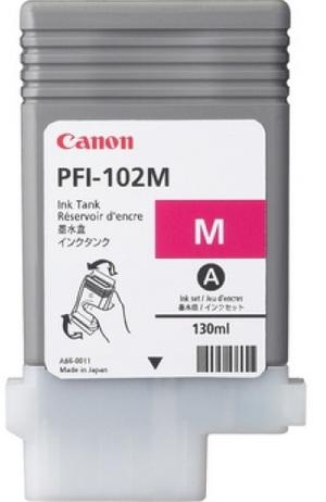 Canon Canon Ink Cartridge PFI-102M 897B001