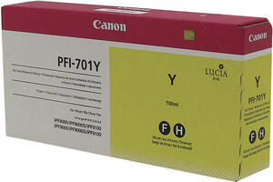 Canon Ink Cartridge PFI-701Y 903B001