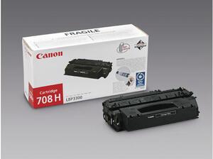 Canon Canon Toner 708H, black 917B002