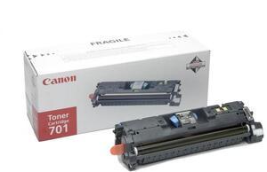 Canon Toner 701, cyan 9286A003