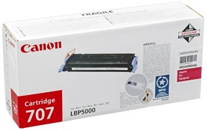 Canon Toner 707, magenta 9422A004