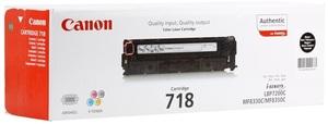Canon Toner 718 black CRG718BK