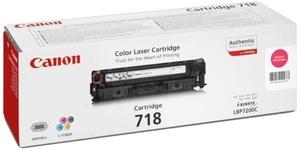 Canon Toner 718 Magenta CRG718M