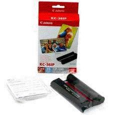 Canon Farbtinte/Papierset 8,6x5,4cm KC36IP