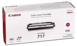 Canon Toner-Modul 717 magenta Modul717M