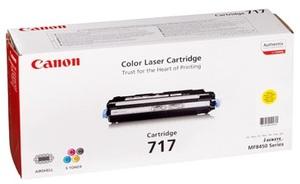 Canon Toner-Modul 717 yellow Modul717Y