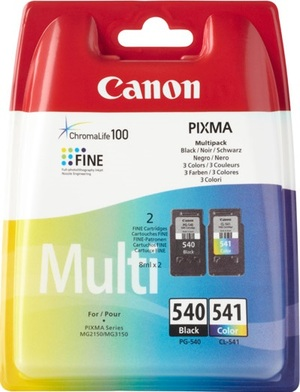 Canon PG-540 / CL-541 MULTI PACK PG540CL541