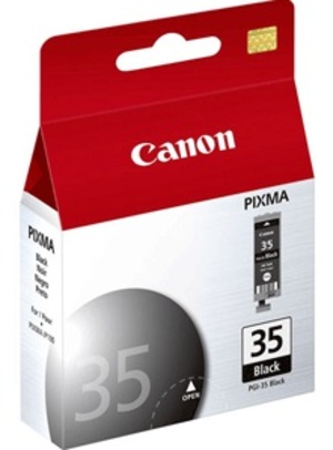 Canon Tintenpatrone schwarz PGI-35BK
