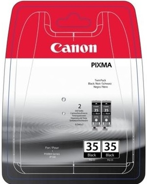 Canon PGI-35 Black Ink Value Twin Pack PGI-35TWIN