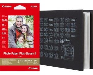 Canon PP-201 BJ MEDIA Paper,50 Blatt,4x6 2311B003